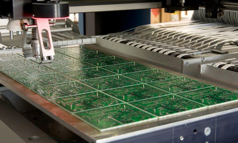 <span>Semiconductors </span> <span>and Electronics</span> 이미지